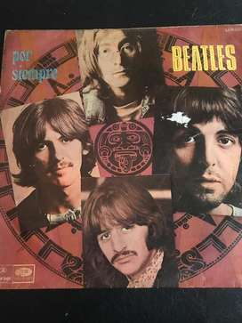 "Disco vinilo the beatles ""por siempre"""