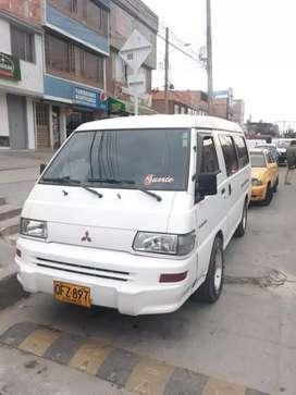 Mitsubishi L300 económica