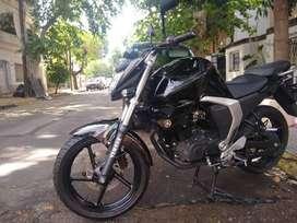 Moto Yamaha FZ16 Como Nueva Poco Uso Super Oferta
