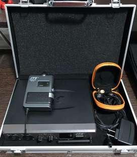In ear monitor Sistema de Monitoreo Personal JTS SIEM-2T