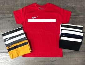 Camsietas Nike Puma Adidad Reebok