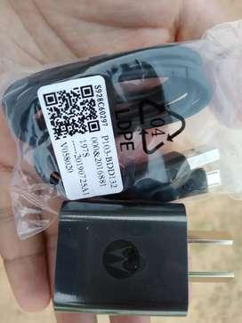 Cargadores Potenciados Carga Rapida Motorola