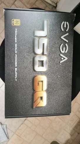 Fuente de poder Evga GQ 650GQ
