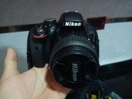 Camara Profesional Marca Nikon .