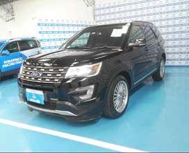 FORD Explorer XLT 3.5L SUV 4x4 T/A V-6 290hp T/C 2017 OLX AUTOS QUITO