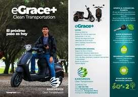 Moto electrica egrace+