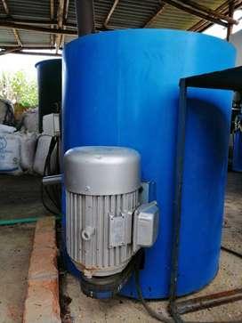vendo centrifuga para plástico molido