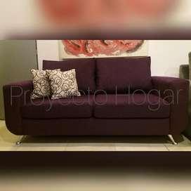 Sofa 2 cuerpos  stock