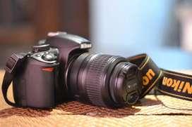 Vendo Camara Nikon D3100