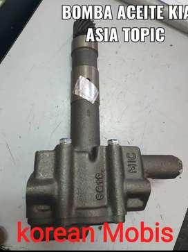Bomba Aceite kia Asia Topic Original Mobis