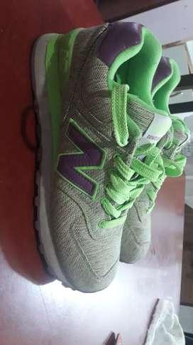 Vendo zapatillas New balance