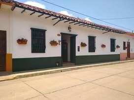 Se vende casa tipo colonial en Zapatoca