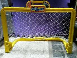Arco de Fútbol, Hockey