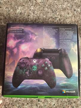 Control xbox one sea of thief