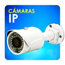 CÁMARA TUBULAR  IP TIANDY DE 1.3 MP
