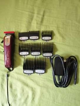 Vendo maquina de peluquería wahl magic clip inhalambrica