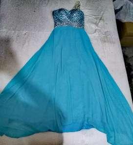 Hermoso vestido de gala