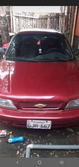 Vendo Chevrolet Steem año 97 full A/C todo a prueba7