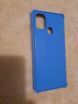 Funda Samsung A21s (Silicona reforzada)