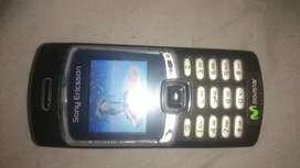 Sony Ericsson T290 Clásico De Colección Libre Movistar