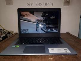 Portatil Asus: I7 7th Gen, 500 Gb Ssd, 1 Tb Hdd, 12 Gb Ram