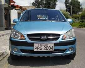 HYUNDAI GETZ 1.6 CC AÑO 2009