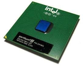 Micro Procesador Pentium 3 650 Mhz Socket 370