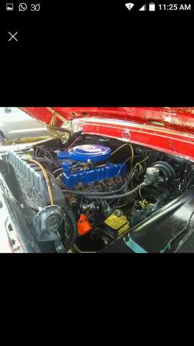 Vendo F100 motor ford 188 ( recibo moto tornado) diferencia a convenir
