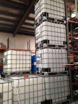 tanques o isotanques de 1.000 litros