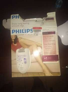 Vendo Depiladora Philips