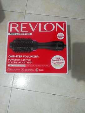 Cepillo secador revlon original.