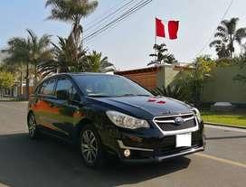 SUBARU IMPREZA  2015 SPORT MOTOR 2.0CC. REFULL! MECÁNICO CAJA 6TA! CUERO, CAMARA DE RETROCESO