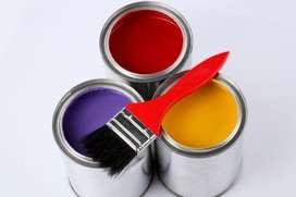 Servicios de pintura A1 con buenos acabados