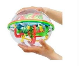Bola Laberinto Maze Ball Intellect 3d Juego De Puzzle