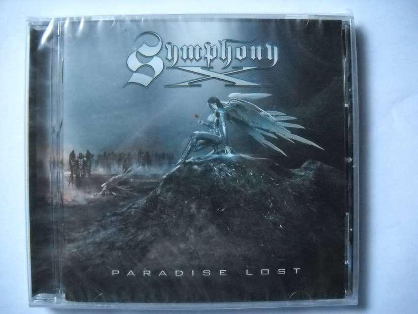 symphony x paradise lost cd nuevo sellado 0