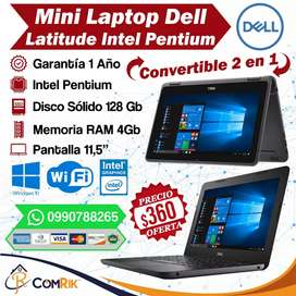 LAPTOS DELL INSPIRON TOUCH 11""