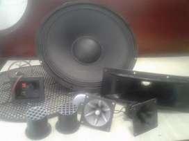 Kit accesorios para cabina