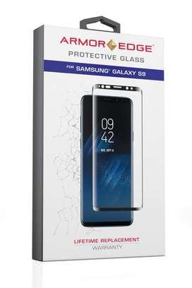 Vidrio Protector Premium Armor Edge Samsung Galaxy S9 Usa