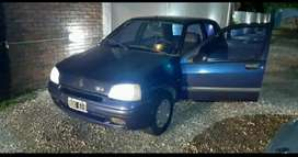 Clio!!! Año 1996 Nafta/gnc