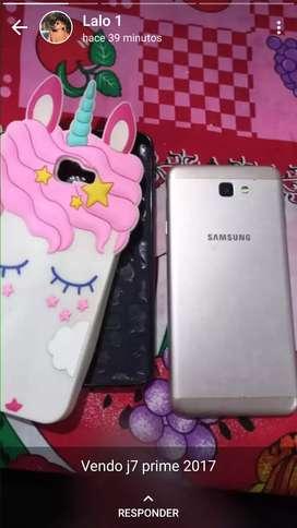 Venta de celul Samsung j 7 prime
