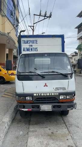 Vendo camión Mitsubishi canter