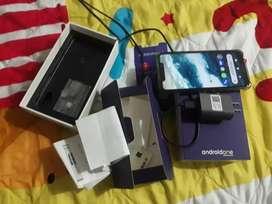 Vendo o cambio Motorola one a Samsung A50