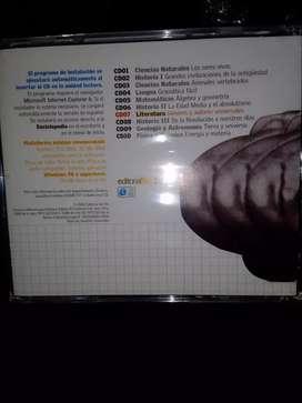 Enciclopedias en cd edicion completa los 10 cd