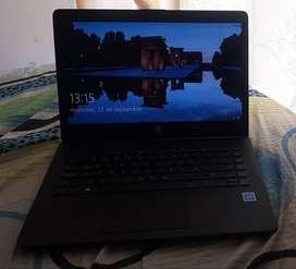 Computador portátil Hp 3 meses de uso