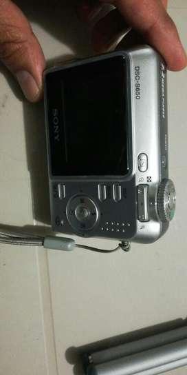 Camara Digital Sony Cyber Shot