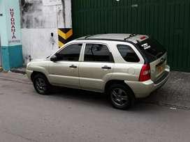 Kia sportage 2005 Cilindraje 2.0 automática 4x4