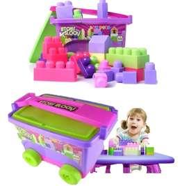 Armatodo 54 piezas juguete Niñas