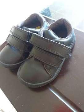 Zapatos escolares talla 22