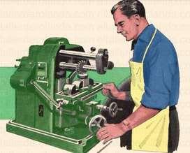 busco empleo de tornero fresador