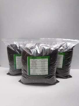 Abono sustrato fertilizante humus organico